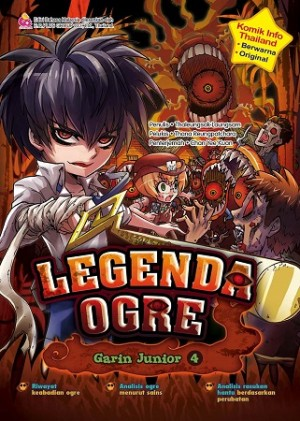 LEGENDA OGRE