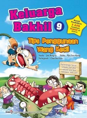KELUARGA BAKHIL 9 - TIPS PENGGUNAAN WANG