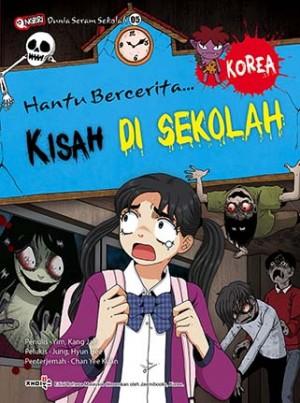 Hantu bercerita... KISAH DI SEKOLAH : KOREA