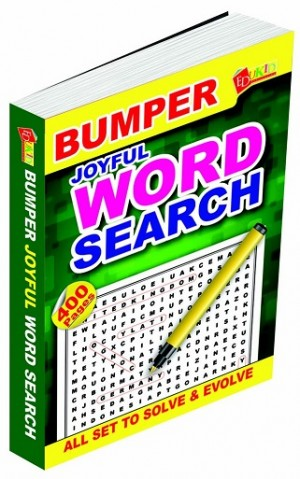 BUMPER JOYFUL WORD SEARCH