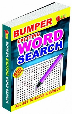 BUMPER EXCITING WORD SEARCH