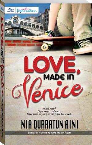 LOVE MADE IN VENICE