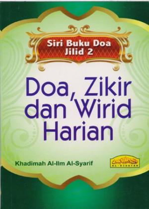 DOA,ZIKIR & WIRID HARIAN