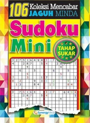 SUDOKU MINI - TAHAP SUKAR