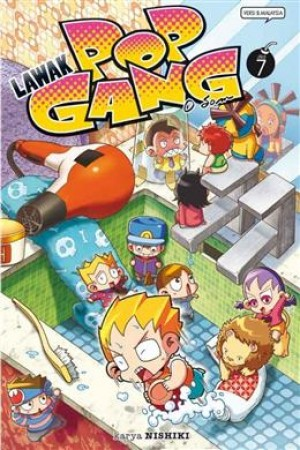 LAWAL POP GANG O SOM JILID 7