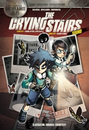 X-VENTURE UNEXPLAINED FILES 01: THE CRYING STAIRS