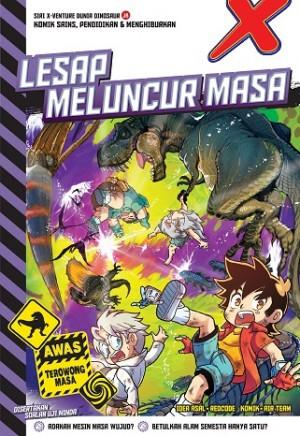 X-VENTURE DUNIA DINOSAUR II: LESAP MELUNCUR MASA