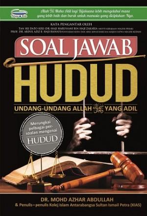 SOAL JAWAB HUDUD- UNDANG ALLAH YANG ADIL