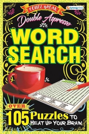 COFFEE BREAK : WORDSEARCH