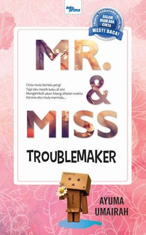 MR & MISS TROUBLEMAKER