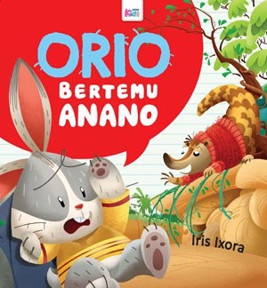 ORIO BERTEMU ANANO