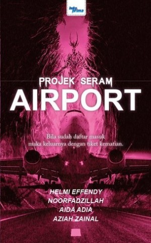 PROJEK SERAM : AIRPORT