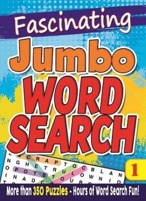 FASCINATING WORD SEARCH BOOK 1