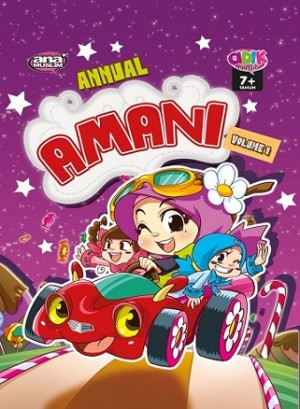 ANNUAL AMANI -VOL 1