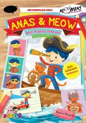 ANAS & MEOW:BEST FRIENDS FOREVER
