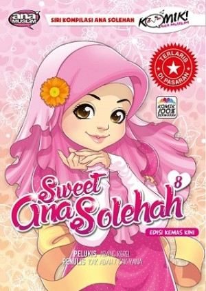 SWEET ANA SOLEHAH 8