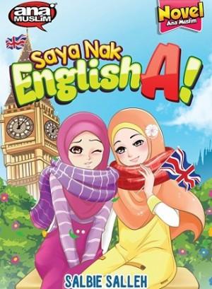 NAM : SAYA NAK ENGLISH A