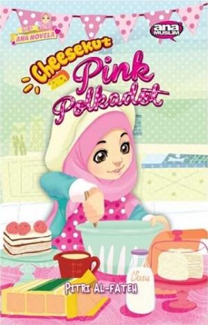 CHEESEKUT PINK POLKADOT
