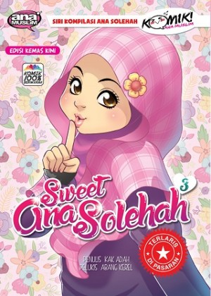 SWEET ANA SOLEHAH 3