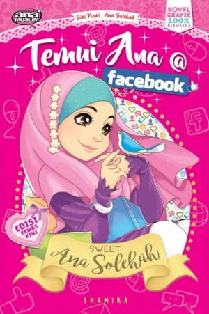 TEMUI ANA @ FACEBOOK
