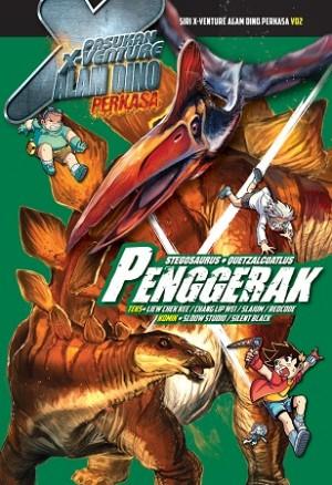 X-VENTURE ALAM DINO PERKASA 02: PENGGERAK