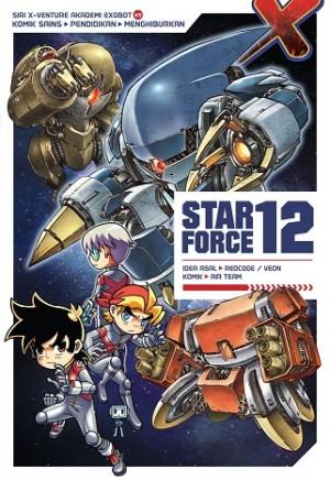 X-VENTURE AKADEMI EXOBOT 09: STARFORCE 12