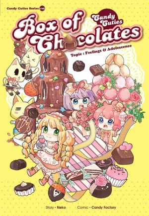 CANDY CUTIES 05: BOX OF CHOCOLATES TOPIC: FEELINGS & ADOLESCENCE