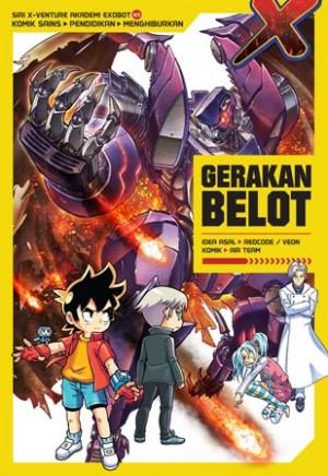 X-VENTURE AKADEMI EXOBOT 11: GERAKAN BELOT
