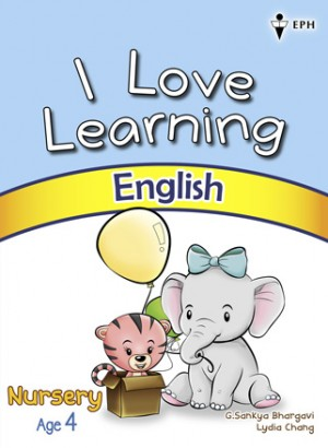 I Love Learning English Nursery