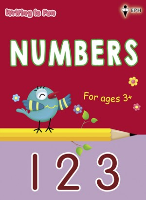 Writing is Fun - Numbers