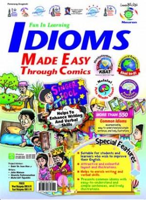 UPSR IDIOMS MADE EASY THROUGH COMICS