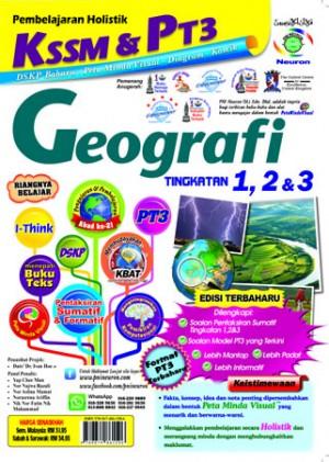 TINGKATAN 1-3 P HOLISTIK PT3 GEOGRAFI
