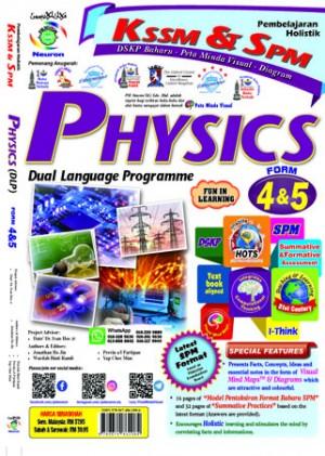 TINGKATAN 4&5 PEMBELAJARAN HOLISTIK SPM DLP PHYSICS