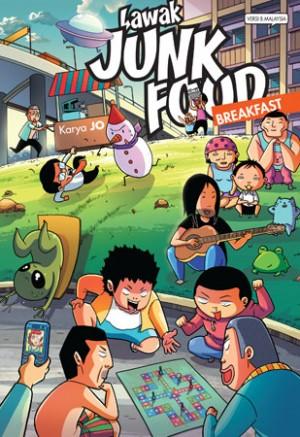 LAWAK JUNK FOOD 01: BREAKFAST
