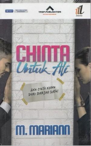 CHINTA UNTUK ALI - TROP