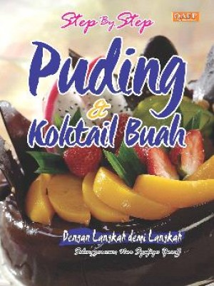 STEP BY STEP PUDING KOKTAIL BUAH