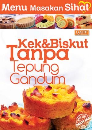 KEK & BISKUT TANPA TEPUNG GANDUM