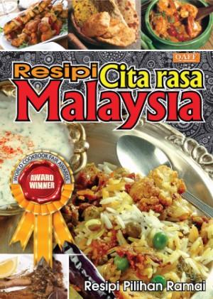 RESIPI CITARASA MALAYSIA
