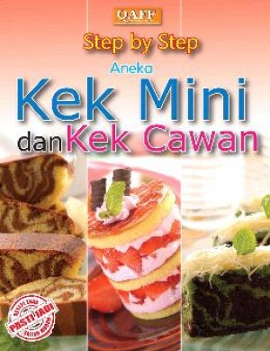 STEP BY STEP- KEK MINI DAN KEK CAWAN