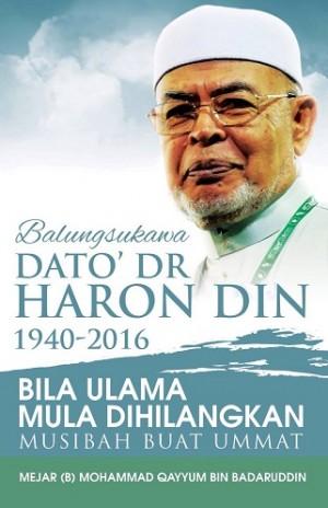 BELANGSUNGKAWA DATO DR HARON DIN