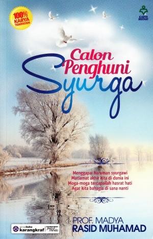 CALON PENGHUNI SYURGA