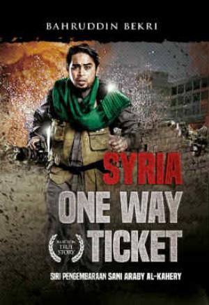 SYRIA ONE WAY TICKET