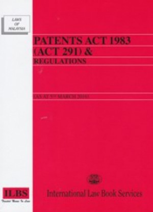 PATENTS REGISTRATION Act 1983 (Act 291)