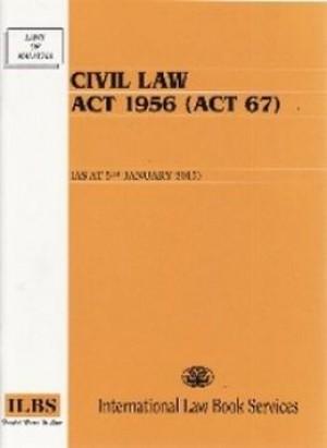 CIVIL LAW ACT 1956(ACT 67)