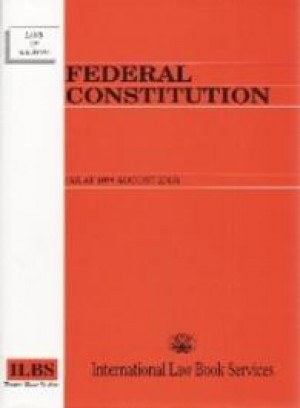 Federal Constitution (As at Jan'19)