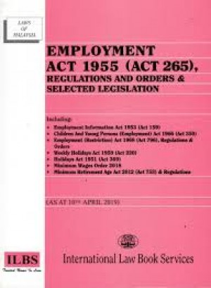 EMPLOYMENT ACT 1955 (ACT 265) REGULATION