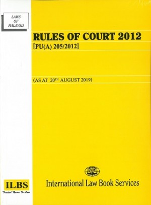 RULES OF COURT 2012 [PU(A)205/2012]