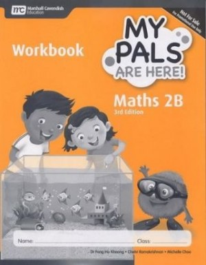 2B My Pals are Here! Maths Workbook (3rd Edition)