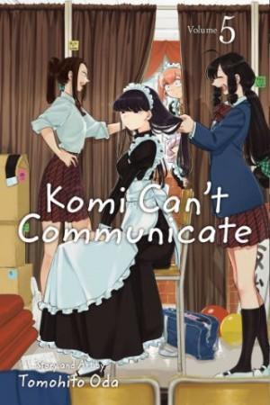 Komi Can't Communicate #5