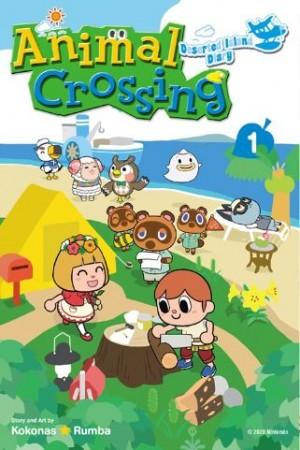 Animal Crossing Deserted Island Diary #1